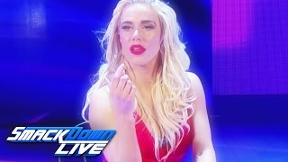 Lana joins the blue brand: SmackDown LIVE, April 11, 2017