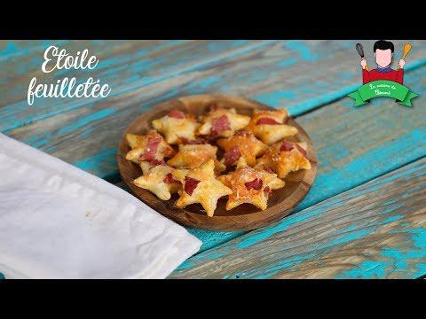 ❅-j-15-❅-recette-d'apéro-de-noël-étoiles-feuilletées-au-jambon-cru