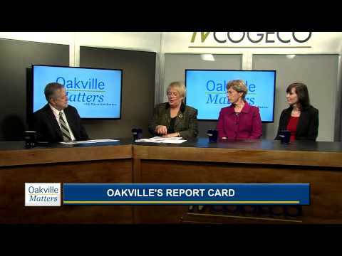 Oakville Matters (2015) - Episode 1: Citizen Report Card