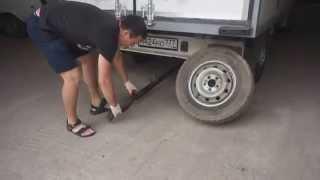 кронштейн запасного колеса Пежо Боксер(, 2015-06-28T12:30:52.000Z)