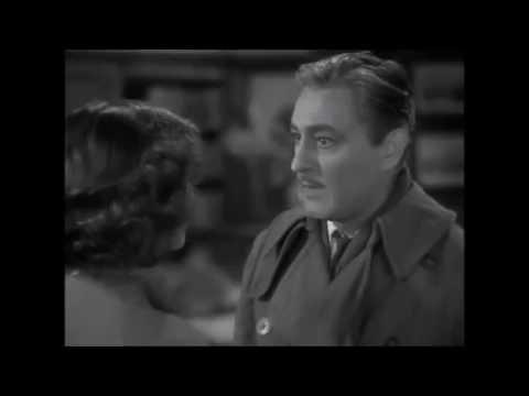 A Bill of Divorcement (1932 )   John Barrymore, Katharine Hepburn,  scene
