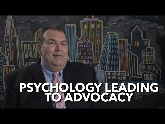 How Psychology Can Lead to Advocacy