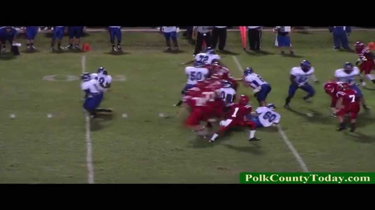Corrigan Bulldogs vs Kountze Lions 09/19/14