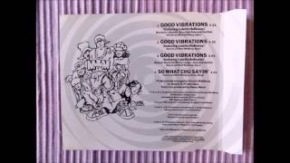 Marky Mark And The Funky Bunch - 01 Good Vibrations (Club Dub)