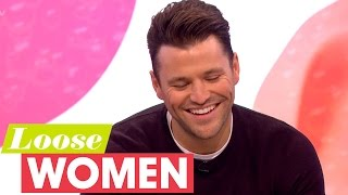 Mark Wright On Falling For Michelle Keegan | Loose Women