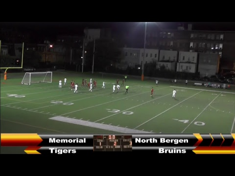 MHS BOYS SOCCER VS NORTH BERGEN 9-11-2017