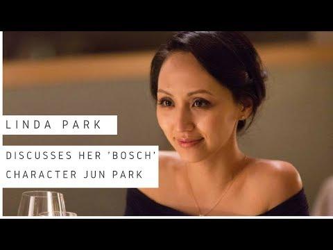 Linda Park discusses her 'Bosch' character Jun Park 7/7