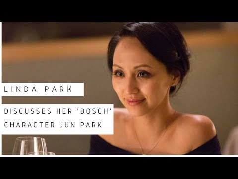 Linda Park discusses her 'Bosch' character Jun Park 77