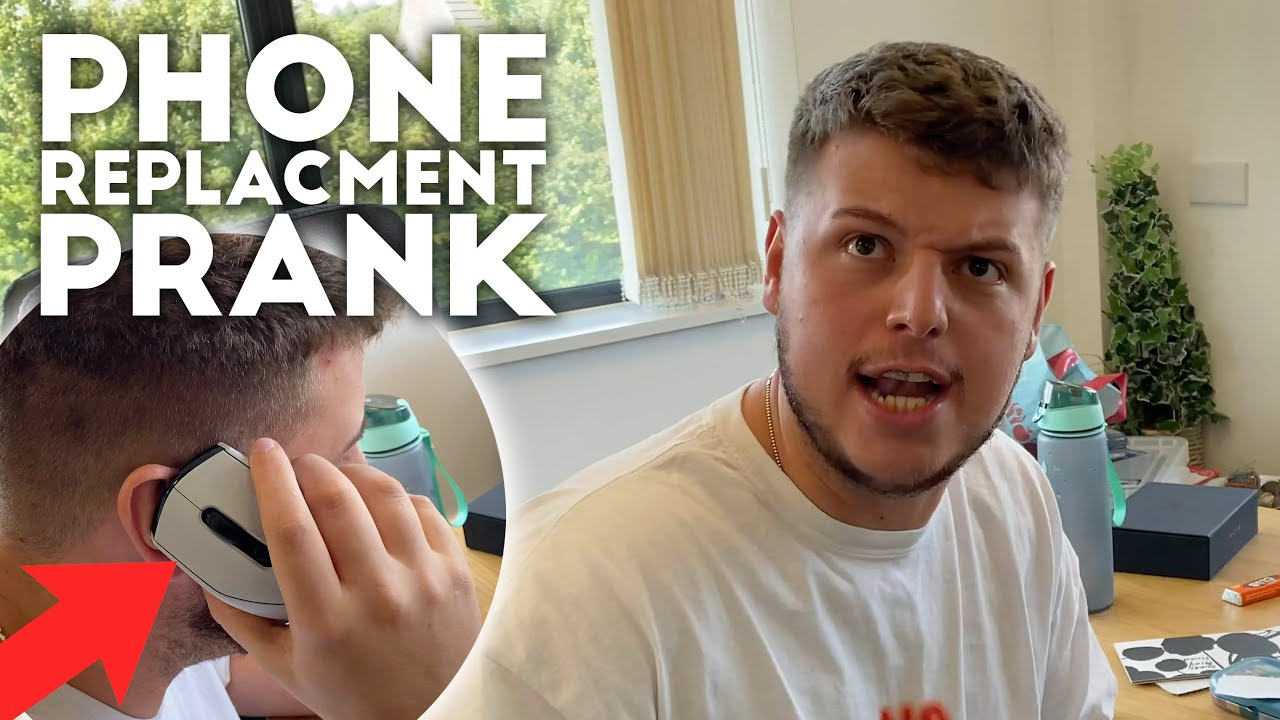 "PRANK ""CALLED"" MY BRO - SORRY BRO"