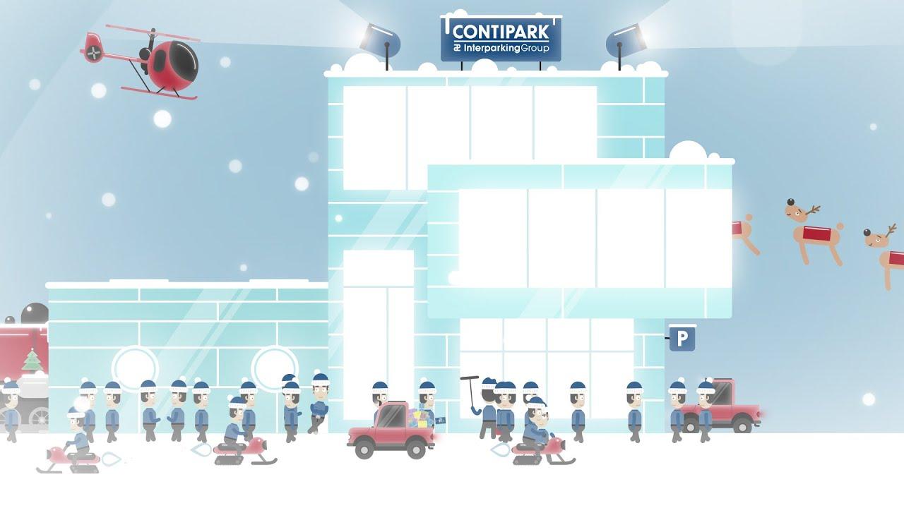 Contipark Weihnachtsvideo 2019