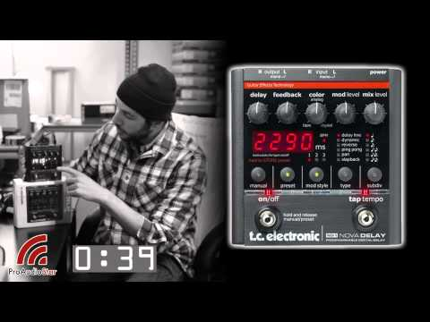 TC Electronic Nova Delay | The Bottom Line In A BK Minute