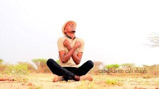 Cabdikariin Cali Shaah | Deeqa | - New Somali Music 2018 (Official video )