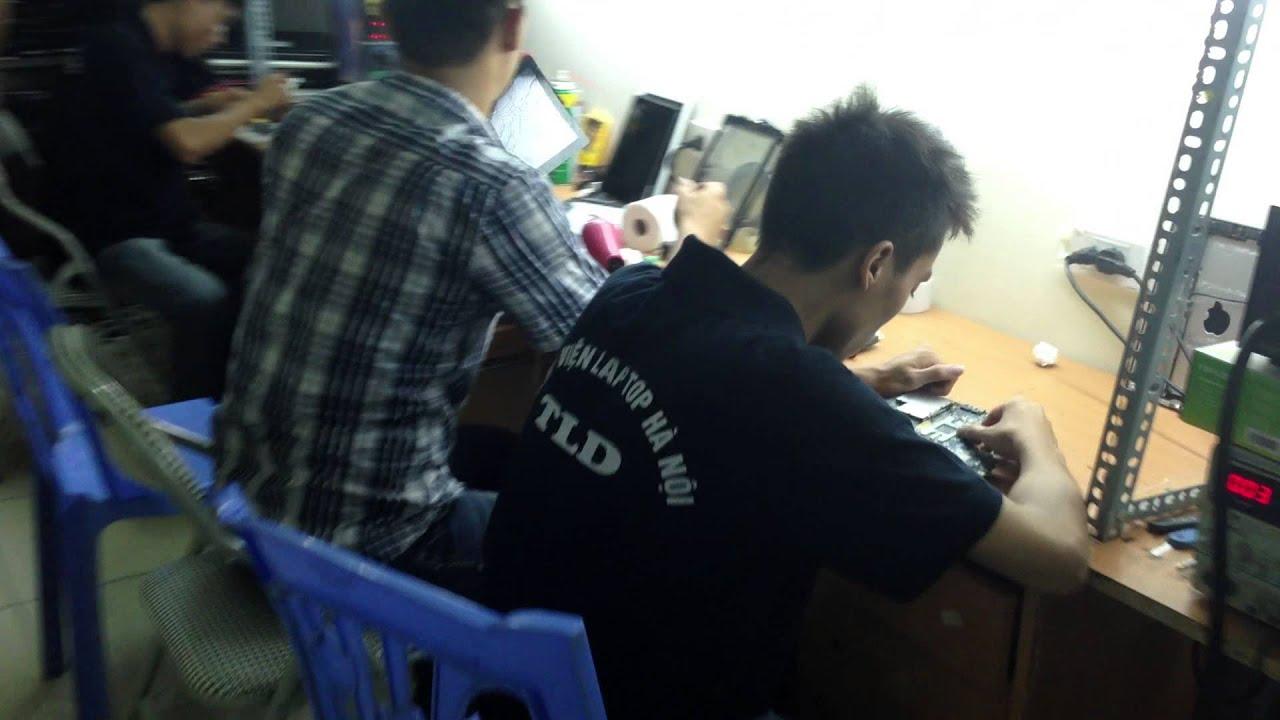 Trung Tâm Sửa Laptop Uy Tín Tại Hà Nội