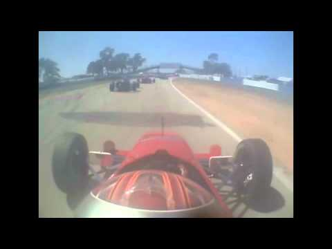 In Car Video Cole Morgan USF2000 Sebring 2011