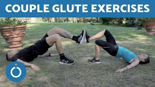 COUPLE FITNESS - Exercises to Strengthen GLUTES
