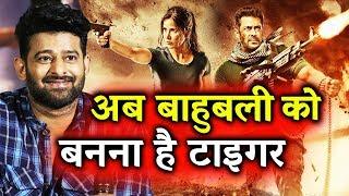 Prabhas Reaction On Salman's Tiger Zinda Hai, Prabhas WANTS To Become Bhai Of Bollywood