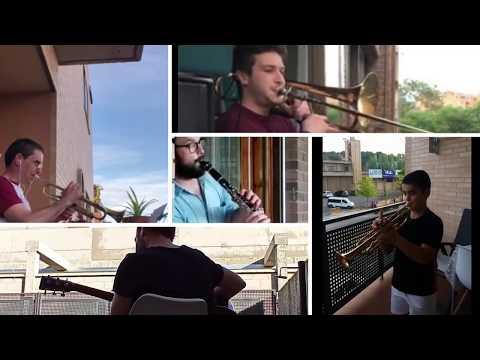 Música en los balcones