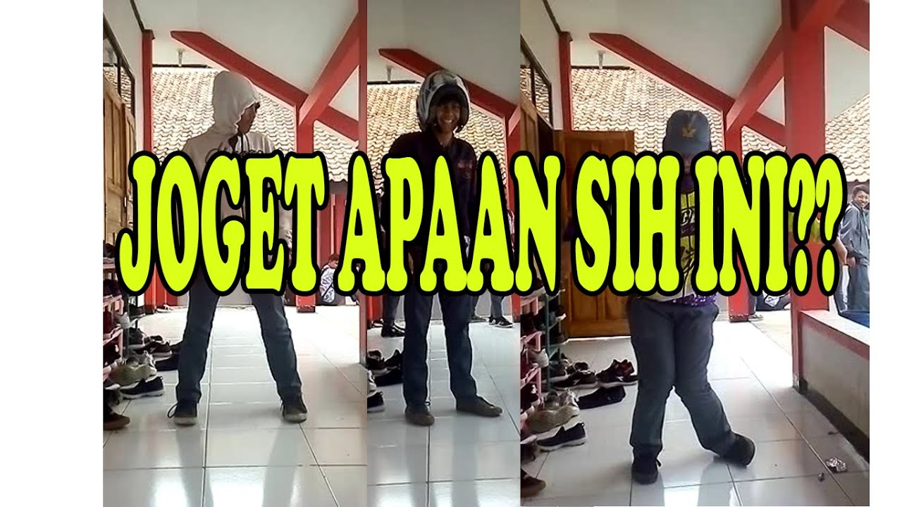 Joget Aneh Di Smk Joget Haters