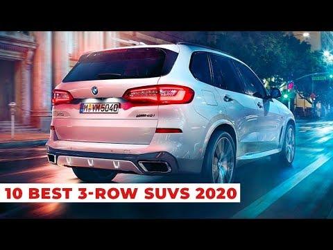10 Upcoming 3-Row 7-Seater Luxury SUVs for 2020 – Premium SUVs
