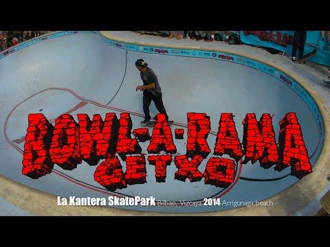 BOWL A RAMA™ GETXO 2014 La Kantara Skatepark Saturday Septembre 6, 2014 Beach Arrigunaga.Bilbao.