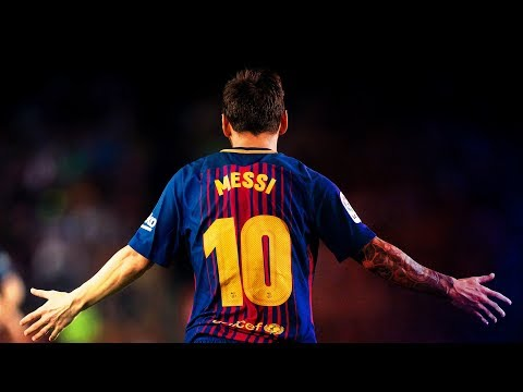 LIONEL MESSI - THE FALSE 9 ROLE | 2017 [HD]