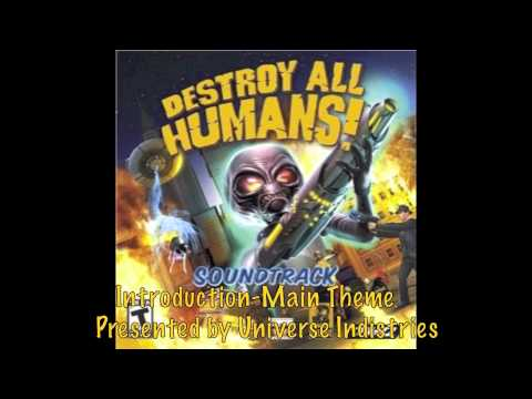 Destroy all Humans Theme HD