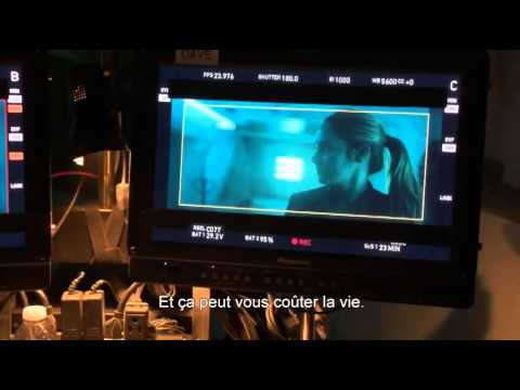 Divergente (2014) Making-of !