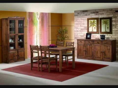 La gran exposici n en mueble rustico www muebles salvany es youtube - Muebles rusticos modernos ...