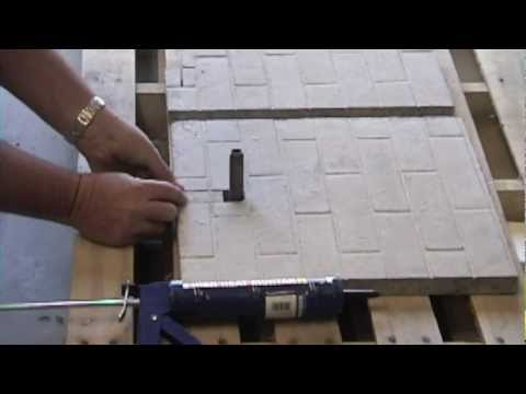 FC Refractory Panel Replacement - YouTube