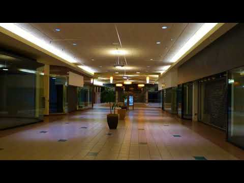 Death Grips - Hacker (playing in an empty shopping centre)