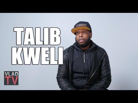 Talib Kweli: Kanye West, Pharrell, and Black Star are Q-Tip's Sons