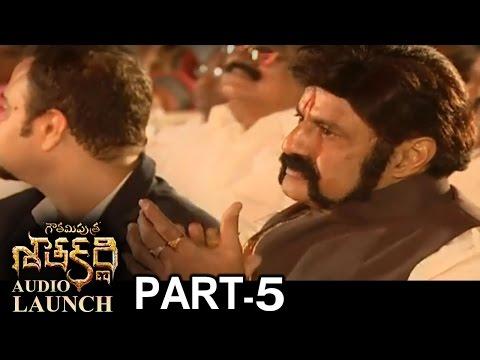 Gautamiputra Satakarni  Launch Part 5  Balakrishna  Krish  Lahari   T-Series