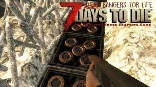 ЛОВУШКИ - 7 Days To Die / Ч.1 - Mod   074