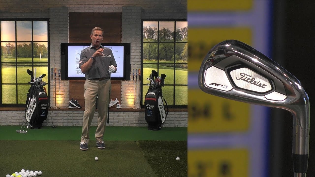 Titleist Club Fitting: Comparing 718 Iron Models with Michael Breed