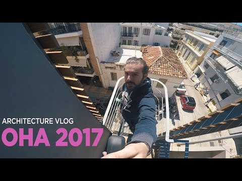 The best architecture of Athens | Open House Athens Vlog