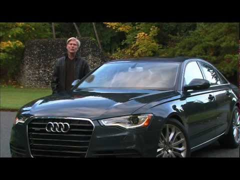 2012 Audi A6 3.0 HD Video Review