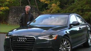 Audi A6 2012 Videos
