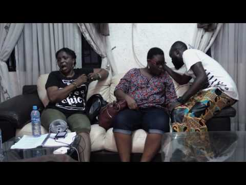 "Behind The Scenes Of ""Ruthless"" with Joseph Benjamin, Kehinde Bankole and lots more"