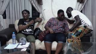 Behind The Scenes Of Ruthless with Joseph Benjamin Kehinde Bankole and lots more