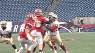 Division 1A Super Bowl: Everett vs. Barnstable recap