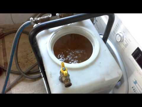 Lavaggio chimico di un impianto tradizionale a radiatori