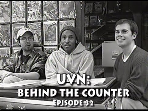 UVN: Behind the Counter 32