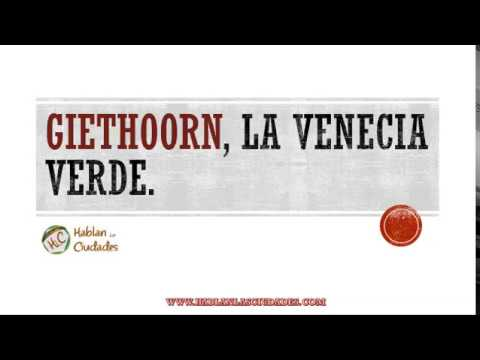 Giethoorn La Venecia Verde | Giethoorn La Ciudad Sin Autos