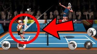 Badminton League Tournament Final Battle!!!(7000+ trophies opponent!!!)
