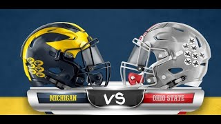 NCAA FOOTBALL! | College Football Mod 19 | Michigan vs Ohio State.