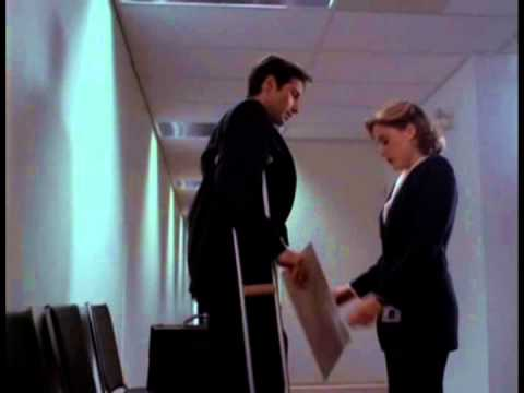 Times Mulder & Scully Should have Made Out - Season 1