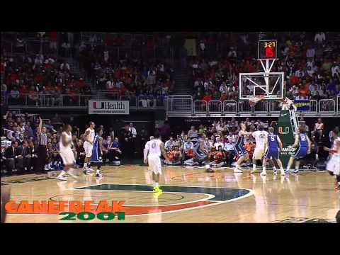 Dream Season: 2012-13 Miami Hurricanes Basketball Highlights