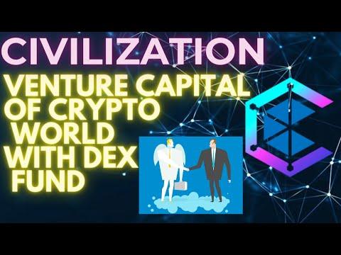 CIVILIZATION TOKEN THE VENTURE CAPITAL FUND FOR CRYPTO INVESTORS