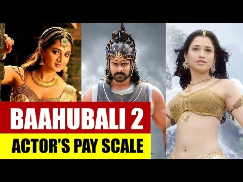 Thumbnail: Bahubali 2 Actors Salary 2017 | Baahubali 2 The Conclusion's stars remuneration will shock you