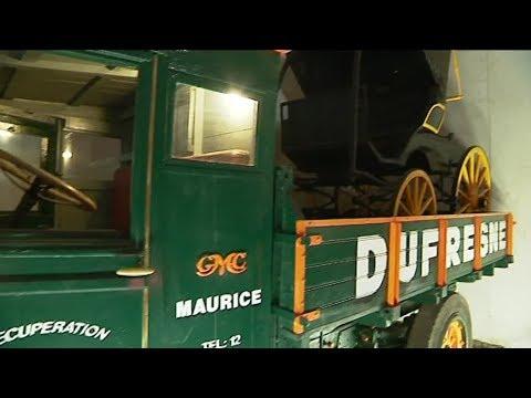Musée Maurice Dufresne près d\'Azay-le-Rideau - YouTube